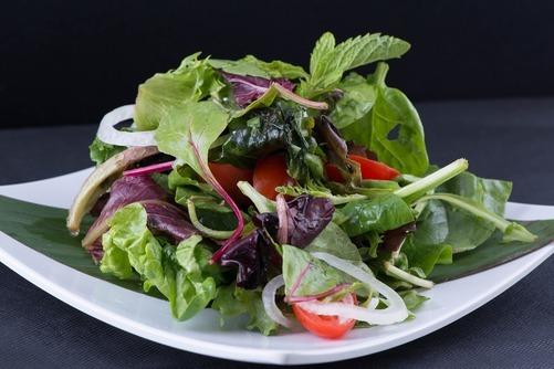 Oplev en velsmagende måltid på en vegetarrestaurant